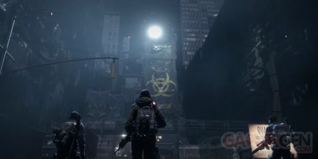 The Division   Trailer de Lancement