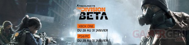The Division Ubisoft Beta 1