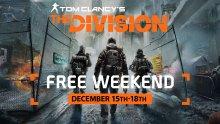 The Division week-end gratuit PC.