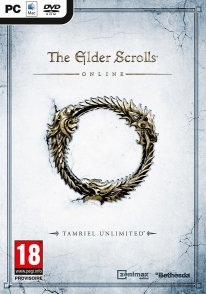 The Elder Scrolls Online Tamriel Edition jaquette PC