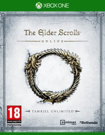 The Elder Scrolls Online Tamriel Edition jaquette Xbox One