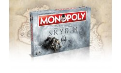 The Elder Scrolls V Skyrim monopoly merchoid 23 10 2016