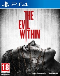 The Evil Within jaquette PEGI PS4