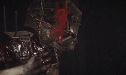 The Evil Within The Executioner head