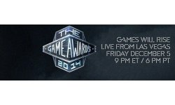 The Game Awards 2014 logo 2