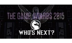 The Game Awards Mortal Kombat X