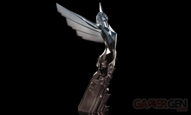 The Game Awards trophée statuette TGA