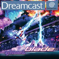 The Ghost Blade Dreamcast jaquette