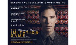 The Imitation Game poster wallpaper