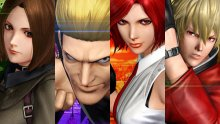 The King of Fighter XIV ROck images (7)