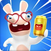 The Lapins Crétins Crazy Rush icone jeu.