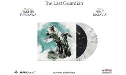 The Last Guardian vinyl cover 2