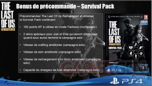 The Last of Us Remastered bonus 2