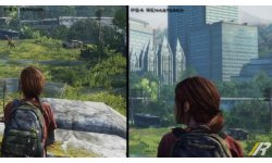 the last of us remastered comparaison ps3 ps4