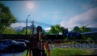 The Last of Us Remastered HDR versus SDR 3