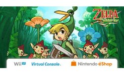 The Legend fo Zelda The Minish Cap