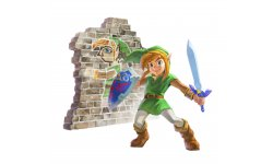 The Legend of Zelda A Link Between Worlds 07 08 2013 art