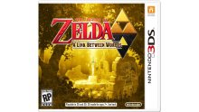 the legend of zelda a link between worlds jaquette us 3DS