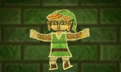 the legend of zelda a link between worlds vignette