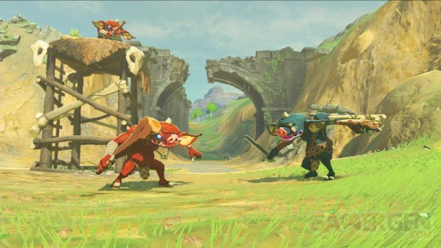 the legend of zelda breath of the wild bokoblins 03