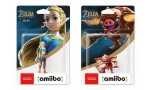 The Legend of Zelda: Breath of the Wild - Deux nouveaux amiibo annoncés