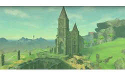 The Legend of Zelda Breath of the Wild temple du temps image