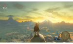 the legend of zelda breath of the wild un joueur montre comment parcourir 7 500 metres en parapente astuce