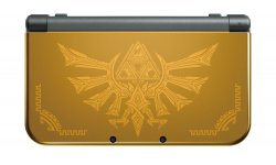 The Legend of Zelda. Hyrule Edition New 3DS XL