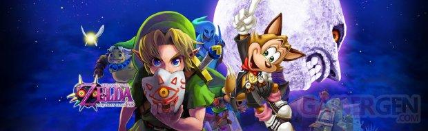 The Legend of Zelda Majora Mask 3D Famitsu 1