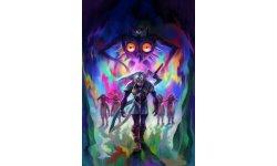 the legend of zelda majora mask 3d