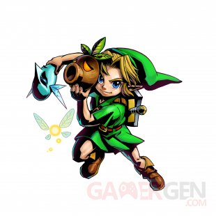 The Legend of Zelda Majora's Mask 07.11.2014  (13)