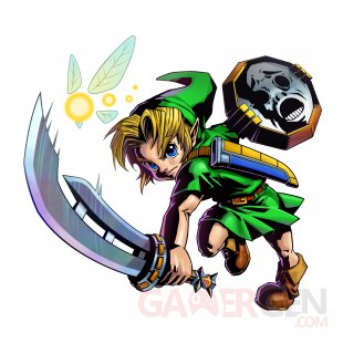 The Legend of Zelda Majora's Mask 07.11.2014  (14)
