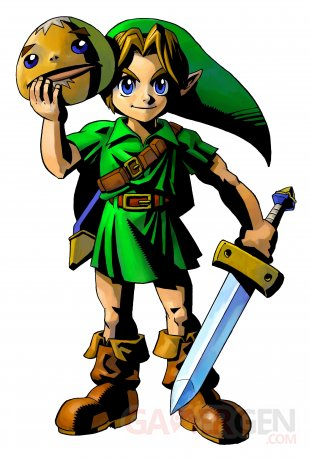 The Legend of Zelda Majora's Mask 07.11.2014  (15)