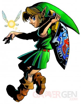 The Legend of Zelda Majora's Mask 07.11.2014  (16)