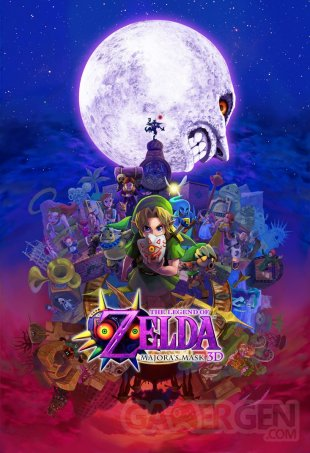 The Legend of Zelda Majora's Mask 07.11.2014  (26)