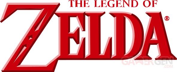 The Legend of Zelda série logo