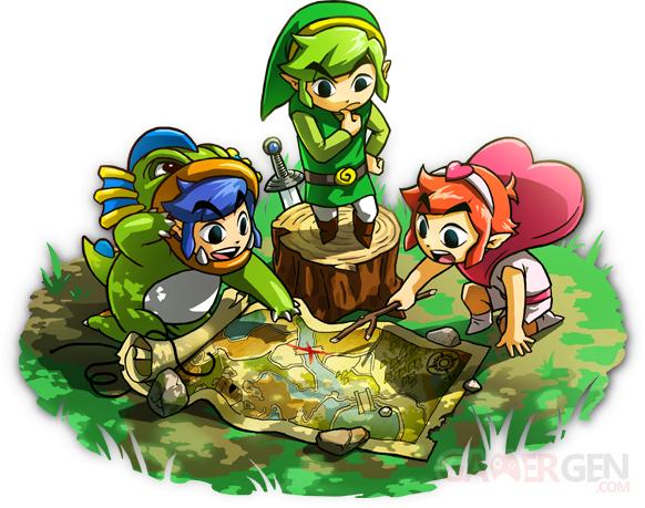 The Legend of Zelda Tri Force Heroes (1)