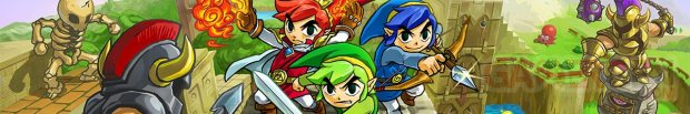 The Legend of Zelda Tri Force Heroes ban
