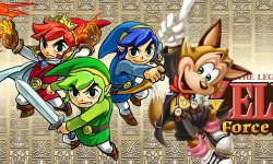 The Legend of Zelda Tri Force Heroes Famitsu