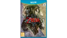 The Legend of Zelda Twilight Princess HD jaquette couverture coververdict note
