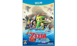the legend of zelda wind waker hd jaquette cover boxart japanese cero image illustration
