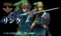 The Legend Zelda Skyward Sword figurine Link images (3)