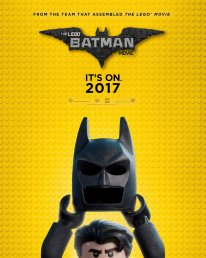 The LEGO Batman Movie 24 07 2016 poster