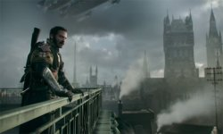 The Order 1886 head