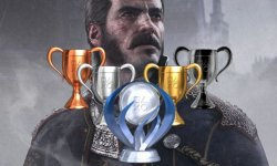 The Order 1886 trophees liste