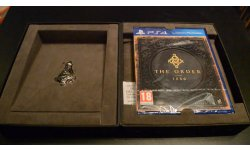 The Order 1886 unboxing collector blackwater edition