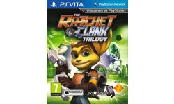 The Ratchet & Clank Trilogy jaquette