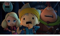 The Snack World head 1