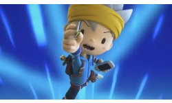 The Snack World head