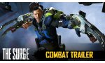 the surge bande annonce gameplay pugnace systeme combat